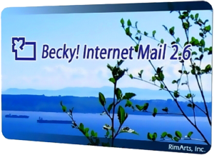 Becky! Internet Mail v2.61.00 Final + Portable (2012) Русский + Английский