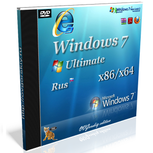 Microsoft Windows 7 Ultimate Ru x86/x64 SP1 by OVGorskiy® 05.2012 1DVD (2012) Русский