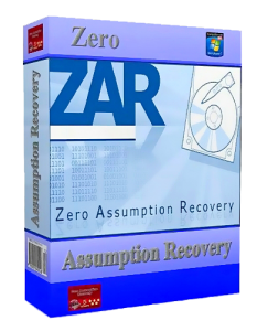 Zero Assumption Recovery v9.1 Build 4 Final + Portable (2012) Русский присутствует