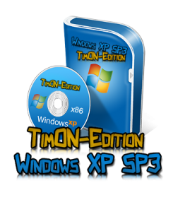 Windows XP SP3 TimON-Edition 2012.05 (2012) Русский