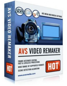 AVS Video ReMaker v 4.1.1.144 (Eng/Rus) (2012)