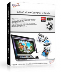 Xilisoft Video Converter Ultimate 7.3.0 build 20120529 + RUS (2012)
