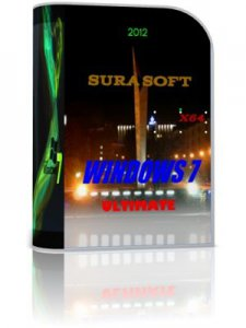 WINDOWS 7 ULTIMATE (x64) SURA SOFT mini WPI v.07.06 (2012) Русский