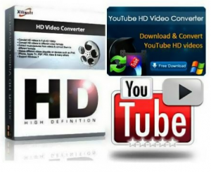 Xilisoft YouTube HD Video Converter 3.3.0.20120525 (2012) Английский