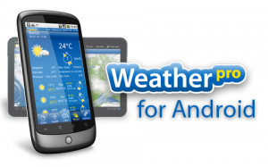 WeatherPro v2.2 (Android) (2012) Английский