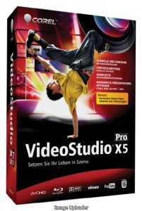 Corel VideoStudio Pro X5 SP1 15.1.0.34 + Ultimate Bonus (2012) Русский присутствует