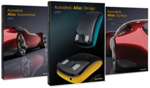 Autodesk Alias Suite 2013 x86-x64 (English) ISO-образ