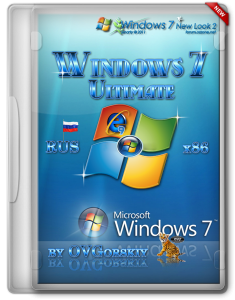Windows 7 Ultimate Rus x86 SP1 NL2 by OVGorskiy® 06.2012 RUS (06.2012) Русский