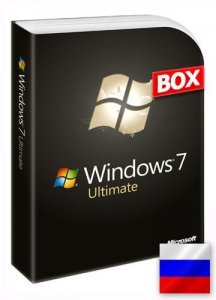 Windows 7x86 Ultimate Reactorr v.1.00  (2012) Русский