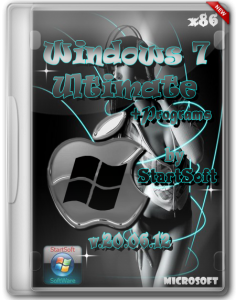 Windows 7 Ultimate x86 By StartSoft v.20.06.12 2012 RUS (20.06.12) Русский