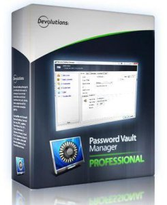 Devolutions Password Vault Manager v3.0.3.0 (2012) Русский