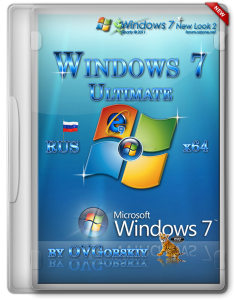 Windows 7 Ultimate Ru x64 SP1 NL2 by OVGorskiy® 06.2012 RUS (июнь 2012) Русский