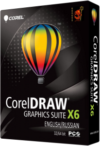 CorelDRAW Graphics Suite X6 16.0.0.707 (2012) RePack by MKN