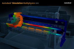 Autodesk Simulation Mechanical and Multiphysics 2013 (2012) Английский