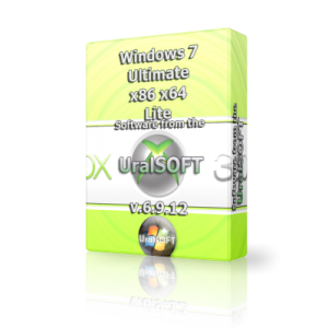 Windows 7 x86x64 Ultimate UralSOFT Lite v.6.9.12 (2012) Русский