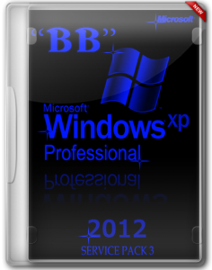 Windows XP Professional SP3 (BB) (16.06.2012) Русский