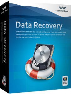 Wondershare Data Recovery 4.1.1.1 (2012) Английский