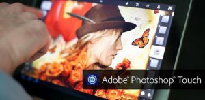 Adobe Photoshop Touch v 1.2 [Android] (2012) Английский