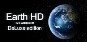 Earth HD live wallpaper v3.0.3 [Android] (2012) Русский