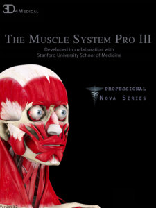 [HD] Muscle System Pro III [3.2, Медицина, iOS 4.3, ENG]