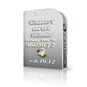 Windows 7 x86x64 Ultimate UralSOFT v.6.10.12 (2012) Русский