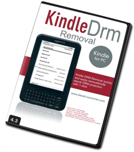 Kindle DRM Removal 4.3.1.248 (2012) Английский