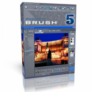 MEDIACHANCE PHOTO BRUSH 5.30 + PORTABLE (2012) Английский