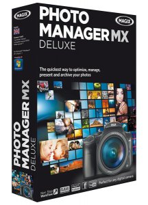 MAGIX Photo Manager 11 MX Deluxe v9.0.1.243 (2012) Английский