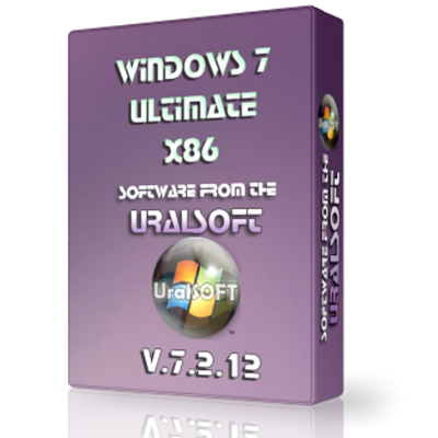 Windows 7x86 Ultimate UralSOFT