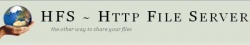 HFS HTTP 2.3 beta Build 279 (2011) PC