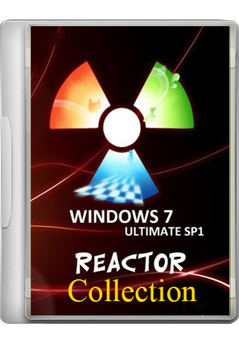 Windows 7 Ultimate (19in1) - Reactor + MSDaRT (2012)