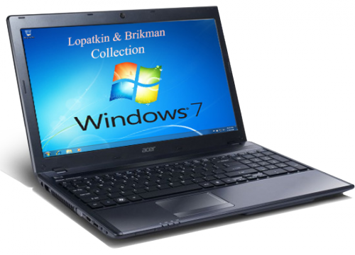 Windows 7 (50in1) - Lopatkin & Brikman Collection (x86+x64)
