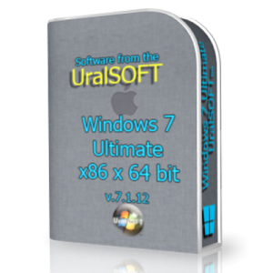Windows 7 x86x64 Ultimate UralSOFT v.7.1.12 (2012) Русский