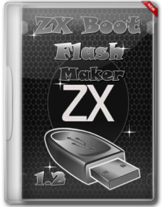 ZX Boot Flash Maker 1.2 Beta (2012) Русский