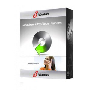 Joboshare DVD Ripper Platinum 3.3.9 Build 0629 (2012) Английский