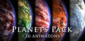 Planets Pack v1.2 [Android] (2012) Английский