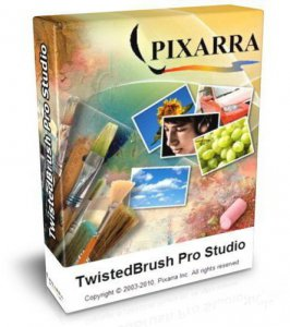 TwistedBrush Pro Studio 19.02 + Portable (2012) Английский