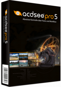 ACDSee Pro 5.3.168 Final (2012) Русский
