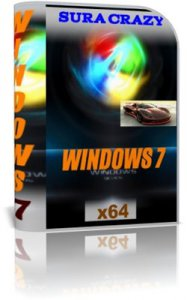 WINDOWS 7 ULTIMATE SURA CRAZY x64 (2012) Русский