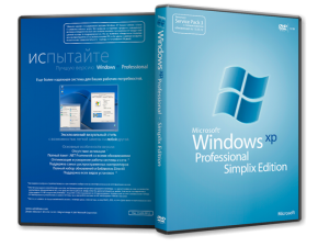 Windows XP Pro SP3 VLK Rus simplix edition (x86) 15.07.2012