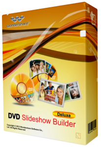 WONDERSHARE DVD Slideshow Builder Deluxe 6.1.10.62 (2012) Русский + Английский