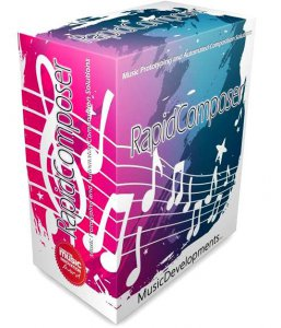 MusicDevelopments - RapidComposer 1.93 x86 + PORTABLE (2012) Английский