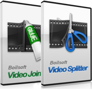 Boilsoft Video Joiner 6.57.11 / Boilsoft Video Splitter 6.34.9 (2012) Английский