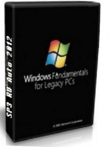 Microsoft Windows ХР Fundamentals for Legacy PCs SP3 x86 En-Ru Auto UpdatePack 2012