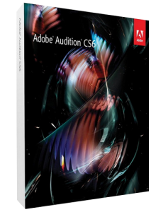 Adobe Audition CS6 (5.0.1 Build 6) (32bit+64bit) (2012)