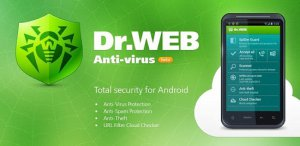 Dr.Web 7.00.1 Pro [Android 1.6+, RUS]