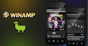 Winamp Pro 1.3.3 [Android, RUS]