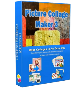 Picture Collage Maker Pro v3.3.4 build 3588 Final + Portable (2012) ������� + ����������