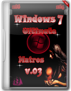 Windows 7 Ultimate x86/x64 Matros v.03 2012 (2012) Русский