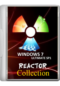 Windows 7 Ultimate (19in1) - Reactor Collection (x86+x64) + MSDaRT (2012) Русский
